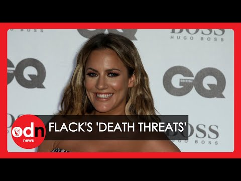 Caroline Flack 'Getting Death Threats' Before Taking Her Life