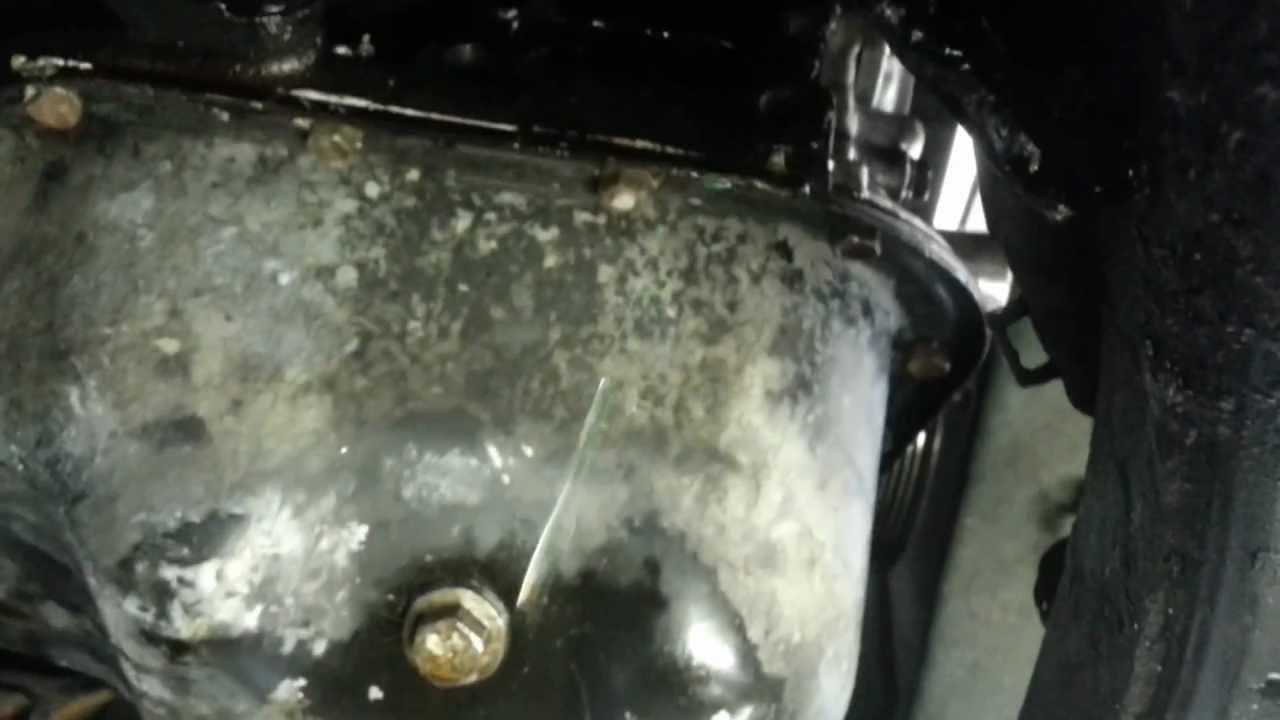 Toyota Tundra Water Pump Leak