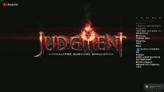 [18.05.25] 터졌지요! 저지먼트 아포칼립스 (Judgment: Apocalypse Survival Simulation)