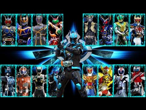 Secondary Rider Final Form (G3-X - Deep Specter)
