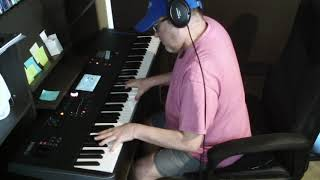 A LINDA SONG, Barry Manilow, PIANO KARAOKE version