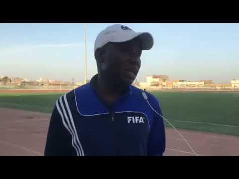 """Sidath Sarr, coach Gorée: """"Ce qui a fait la différence..."""""""