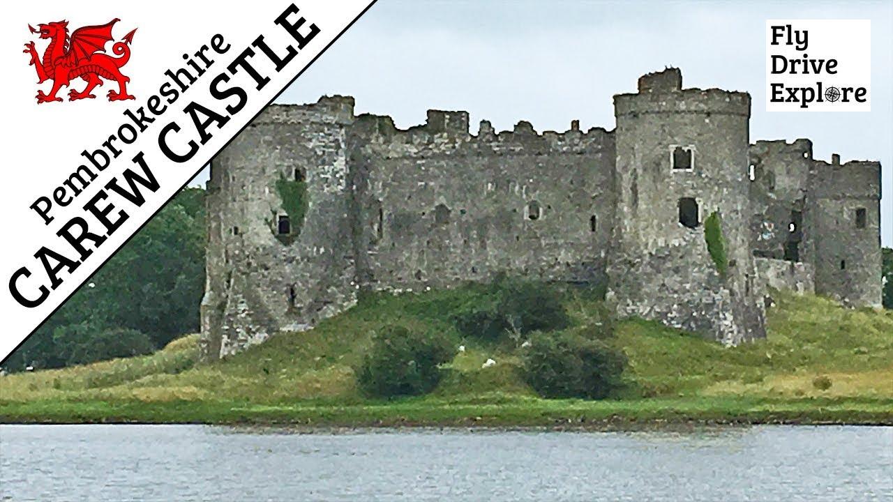 A Tour Of Carew Castle, Pembrokeshire, West Wales - Visit Wales