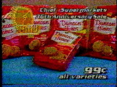 1987 - Ohio's Chief Supermarkets Have 36th Anniversary Sale