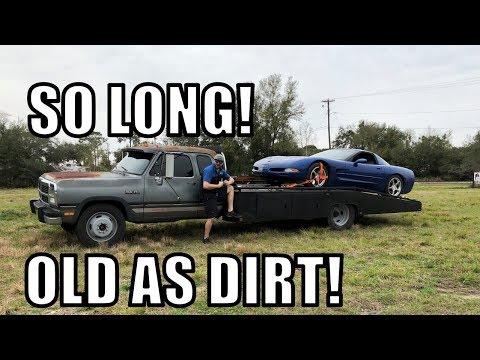Old Skool Tow Rig! It Has A CUMMINS in IT!!!