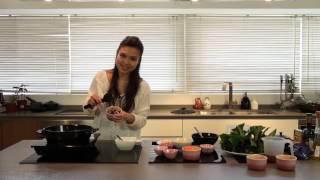 美女廚神 Kit Mak 學堂:雜素十穀飯