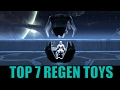 SWTOR - Top 7 Regen Toys