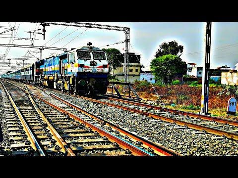 12149 PATLIPUTRA SUPERFAST EXP|PUNE-DANAPUR-PUNE|indian railways