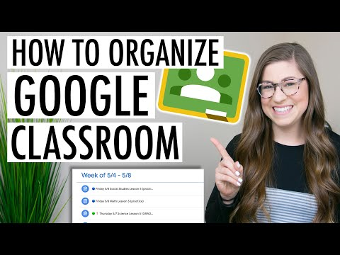 how-to-organize-google-classroom-|-easy-tutorial
