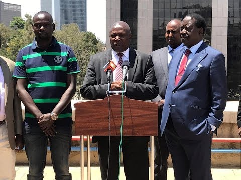 Some Jubilee Party MPs pledged to campaign with ODM Party in Kibra By-election
