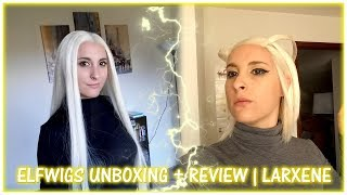 Elfwigs Review | Larxene Styling + Coupon Code