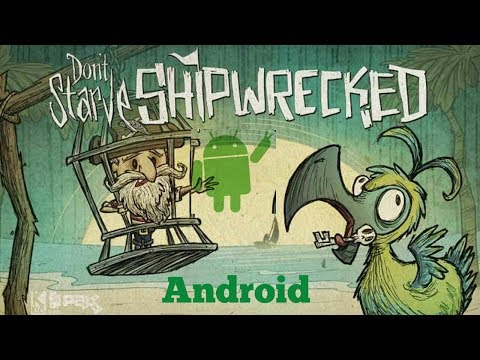 Don't Starve Shipwrecked For Android [Gameplay]+Download.