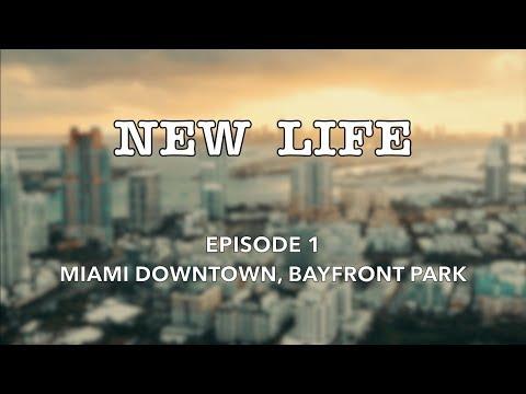 Episode 1 Miami Downtown. Bayfront Park. Ultra Music Festival. IronMan.