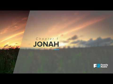 Bible Reading - Jonah 1