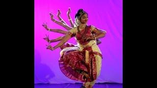 Sridevi Nrithyalaya - Bharatanatyam Dance - Jathiswaramn - A compilation