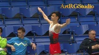 Emre Oztekin (TUR) VT AA Junior - 2018 Ukraine International Cup
