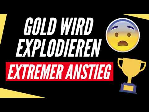 🏆 EXTREMER ANSTIEG: GOLDPREIS WIRD EXPLODIEREN 👉 WARUM GOLD INVESTMENT SINNVOLL SEIN KÖNNTE...