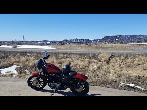 Harley Davidson Sporster 883