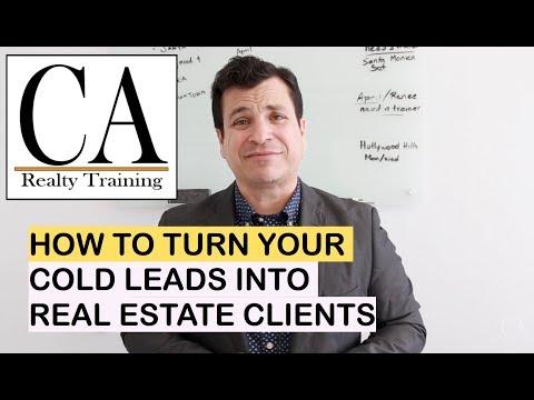 Ep. 75: Real Estate Agent Cold Calling Tips