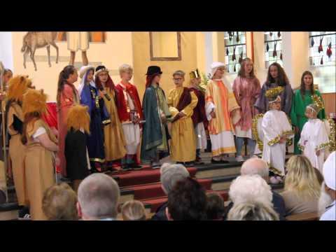 Musical Daniel in de Leeuwenkuil