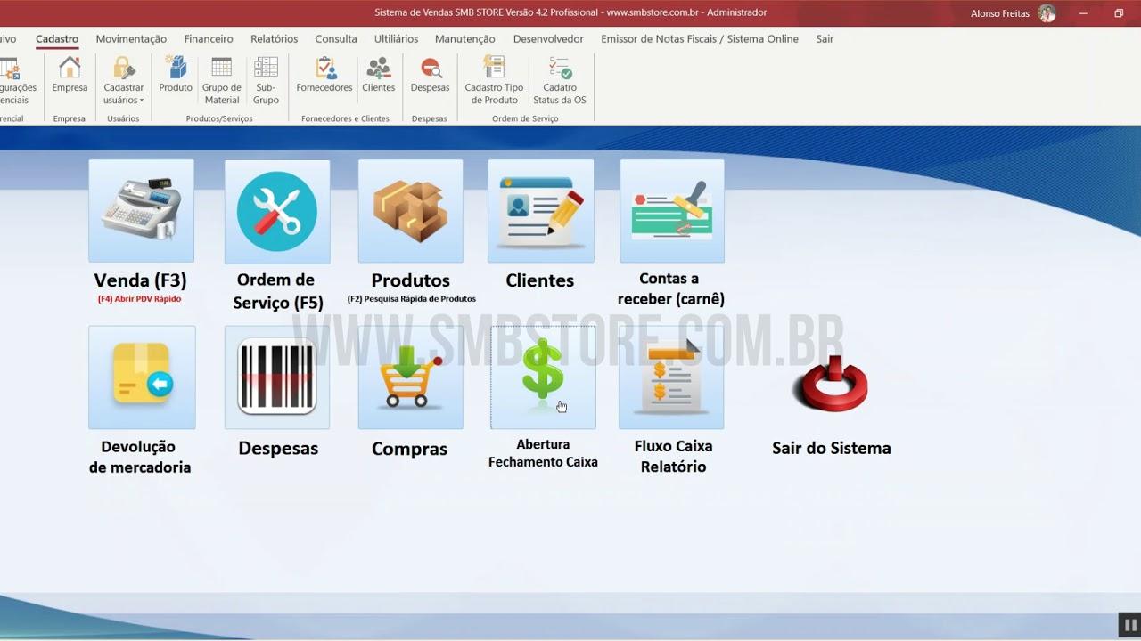 Confira as atualizações do sistemas SMB STORE Premium e SMB STORE Profissional!