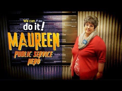 Public Service Hero - MAUREEN