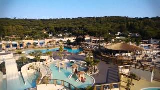 Camping Yelloh! Village Les Tournels in Ramatuelle - Saint-Tropez - Camping Var - Mediterranean