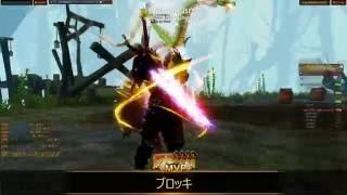 【KRITIKA/クリティカ】極_略奪者が彷徨う森 魔剣士