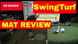 SwingTurf Golf Mat Initial Testing and Review
