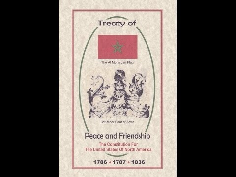 Moorish History Lesson: Drew Ali, George Washington, & Treaty of Peace and Friendship