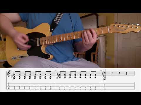 Ed Sheeran – Blow (With Chris Stapleton & Bruno Mars) (Guitar Cover) (With Tabs)