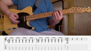 Ed Sheeran - Blow (With Chris Stapleton & Bruno Mars) (Guitar Cover) (With Tabs) Video