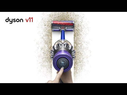 The Dyson V11™ Cordless Vacuum. For Cordless Power That Lasts.