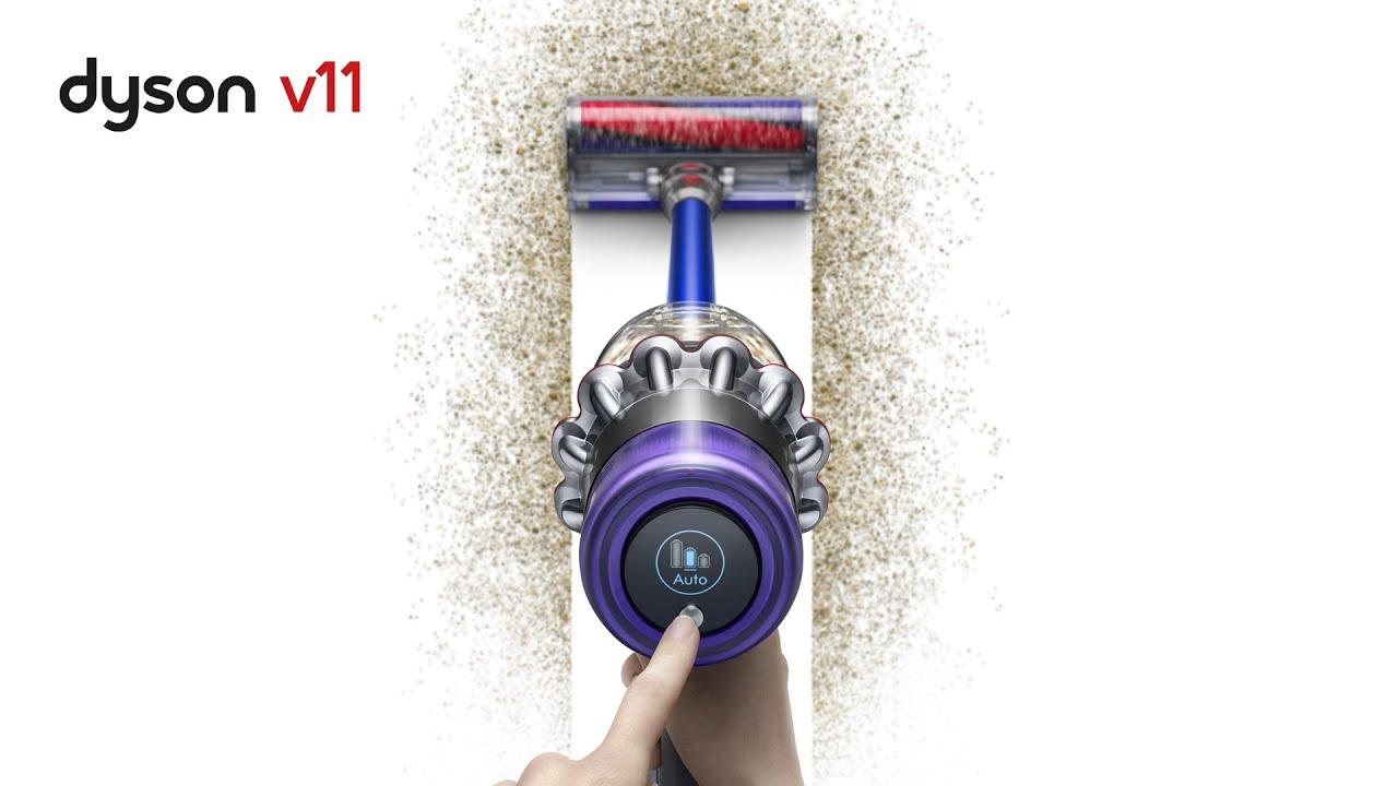 V11 Torque Drive Cordless Vacuum video thumbnail