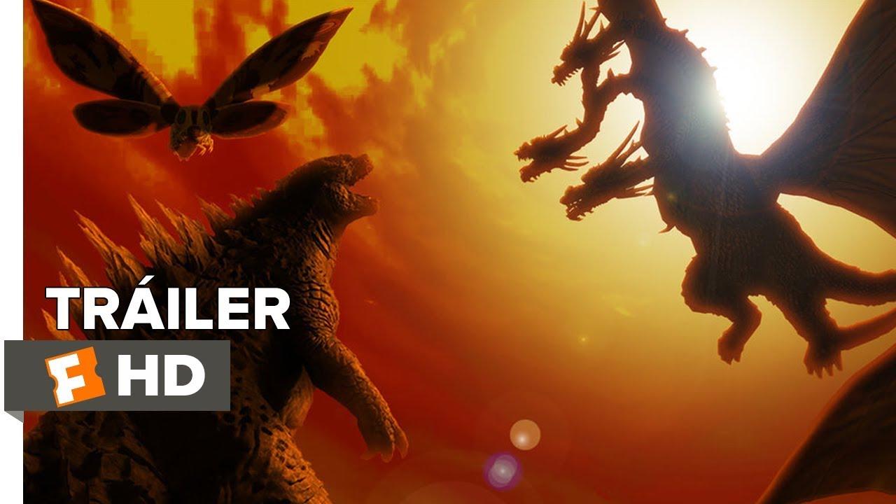 Godzilla 2 El Rey De Los Monstruos Tráiler Oficial Sub Español
