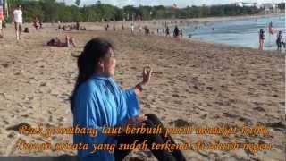 Pantai Kuta - Adinda Dewi