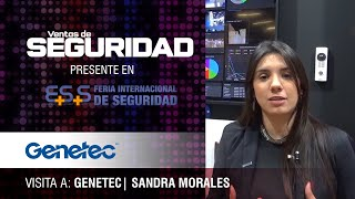 Visita a Genetec para hablar sobre Ciberseguridad (E+S+S 2019)
