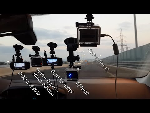 What is the best Dashboard Camera for your Car? Compare video!
