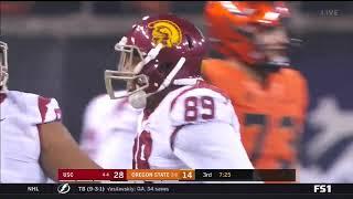 Football: USC 38, OSU 21 - Highlights 11/03/2018