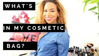 What's In My Everyday Makeup Bag? My Essentials | Daisi Jo Reviews