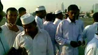 PANAIKULAM PEOPLE MEET AFTER EID PRAYER IN DUBAI ON 10-09-2010