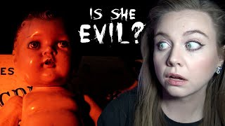 Is She EVIL? | Haunted Doll Paranormal Investigation CINDY
