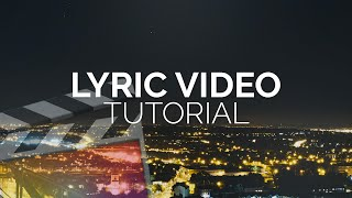 Video How To Make A Lyric Video - Final Cut Pro X download MP3, 3GP, MP4, WEBM, AVI, FLV Oktober 2018