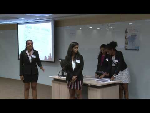 2016 Round 3 B2 HSBC/HKU Asia Pacific Business Case Competition
