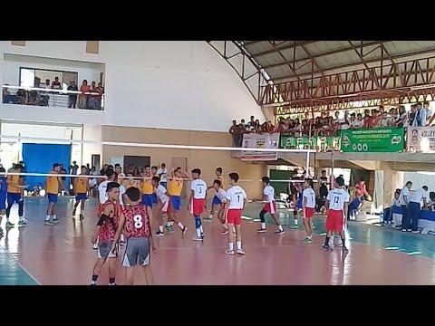 Palarong Pambansa 2018 Volleyball Boys NCR vs Region 9