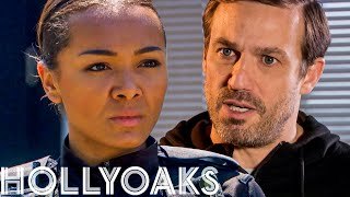 Laughing Under Pressure...   Hollyoaks