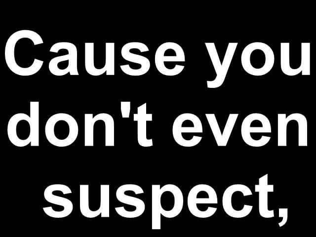Patti Labelle - If Only You Knew (Lyrics)