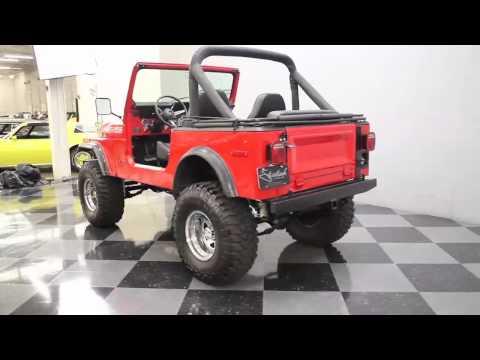 2135 CHA 1978 Jeep CJ7