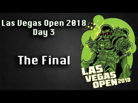 LVO Day 3 Game 3: The 40k Championships Finals
