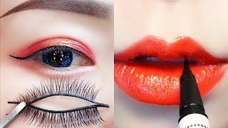 Как правильно наносить макияж глаз как корейский профессионал ПОВСЕДНЕВНЫЙ МАКИЯЖ Уловки красо